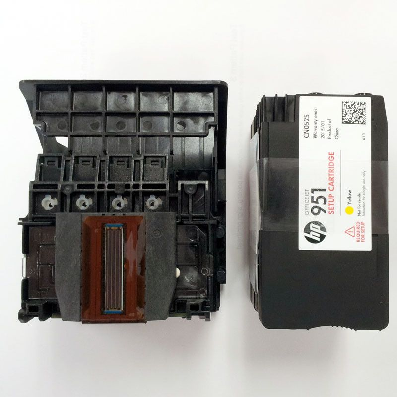 Print Heads 51328: Hp 950 Printhead With Set Up Cartridge