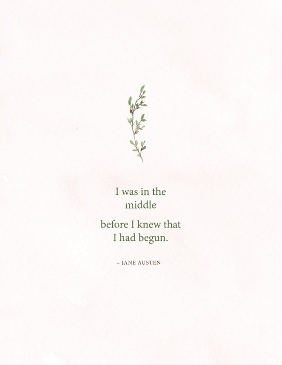 Jane Austen Pride and Prejudice Instant Download Print #prideandprejudice
