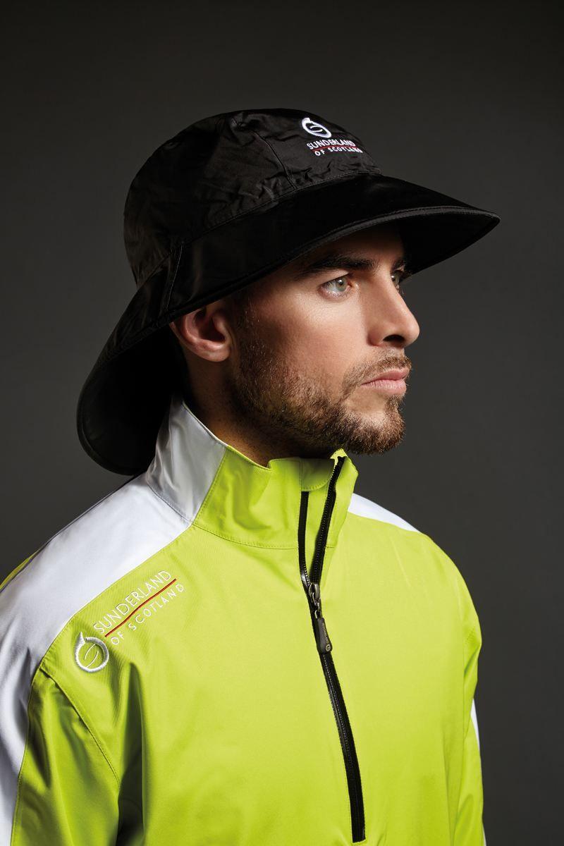 4c9b2255c3461 Mens   Ladies Ultra Lightweight Wide Brim Waterproof Golf Hat ...
