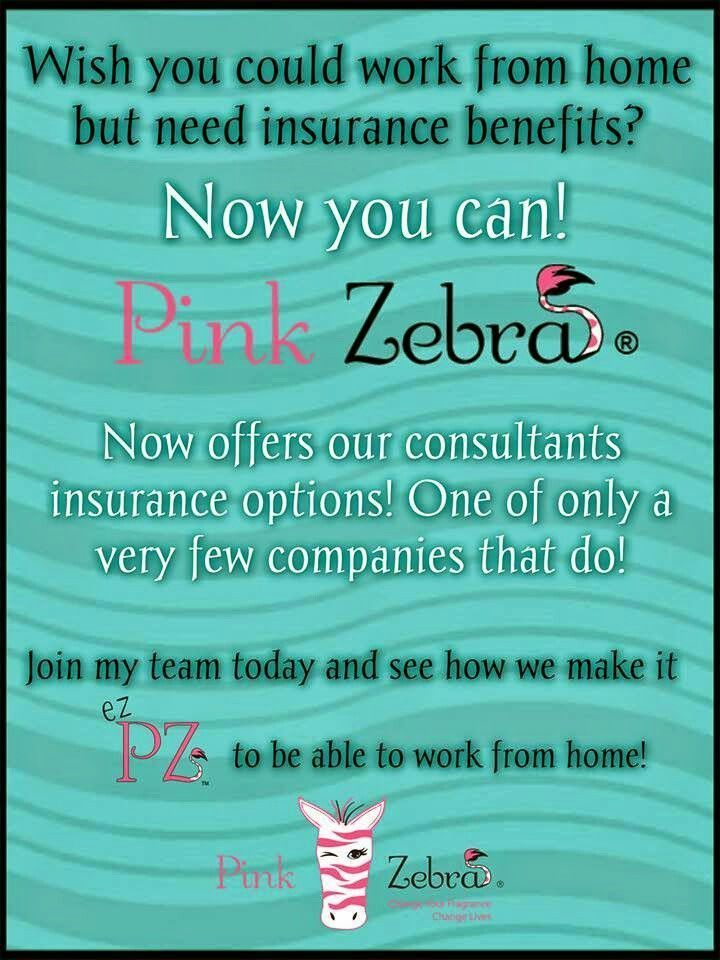 Did You Know We Offer Insurance Too Pink Zebra Consultant