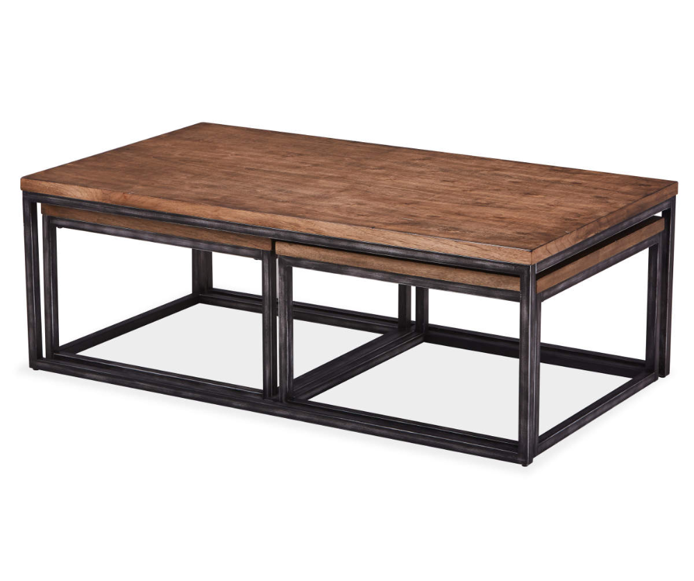 Lane Home Solutions Antique Bunching End Coffee Table Set 3 Pack Big Lots Coffee Table Coffee Table Setting Nesting Cocktail Table [ 838 x 1000 Pixel ]