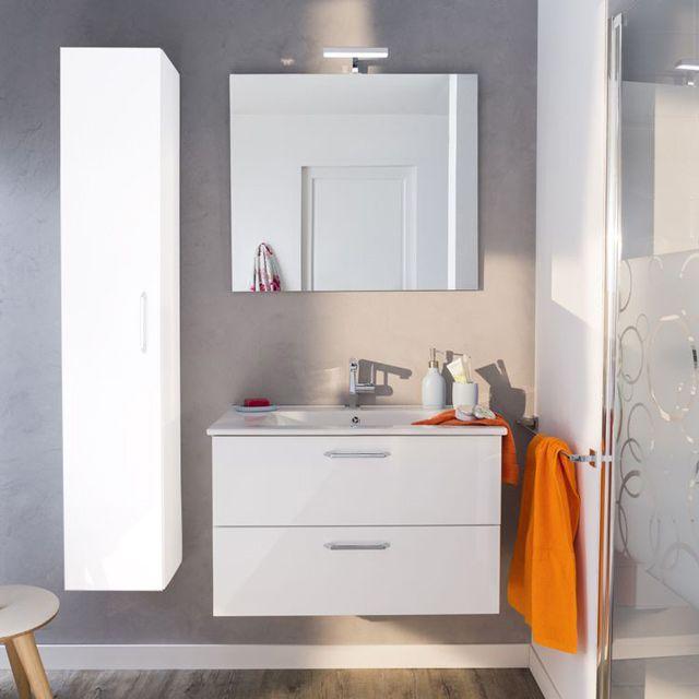 meuble salle de bain noa castorama