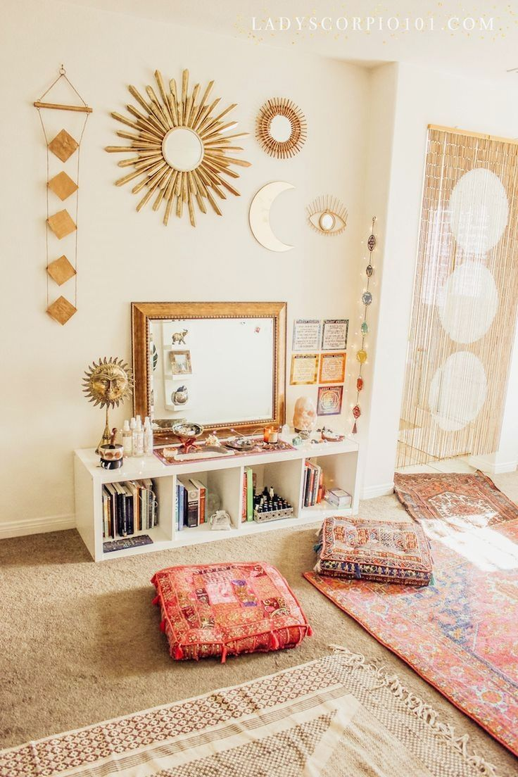 Meditation Room Ideas Meditation Can Be Quite A Wonderful Strategy To Relax You Muscles And Stress If You Re Having P Home Yoga Room Meditation Rooms Zen Room Meditation room decor meditation