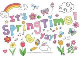 find this pin and more on spring springtime posteractivities for kids