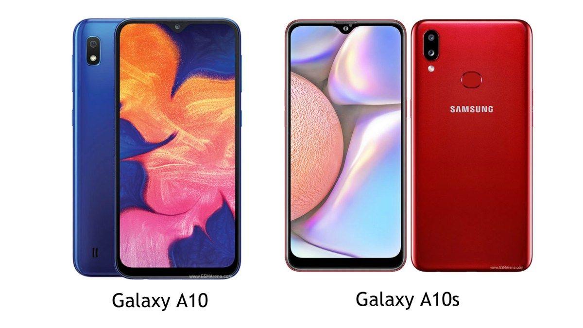 Samsung Galaxy A10 Vs Galaxy A10s Apa Saja Peningkatannya Samsung Galaxy Samsung Perlengkapan Kamera