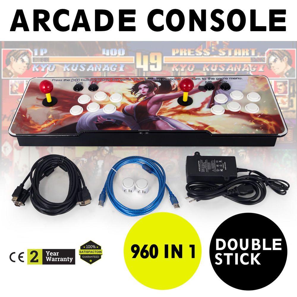 960 In1 Pandora Box 5 Double Stick Player Retro Arcade