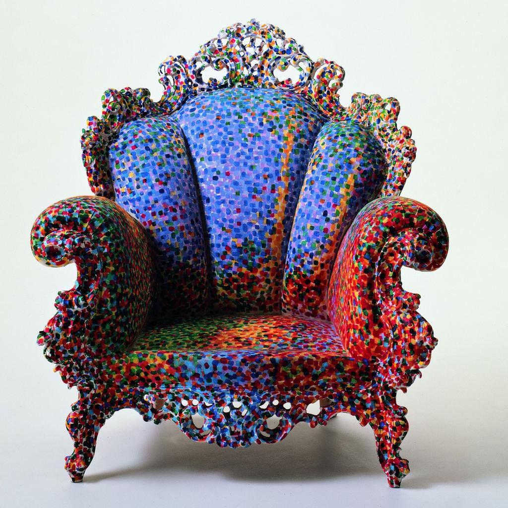 Design is fine alessandro mendini proust chair poltrona for Poltrona proust