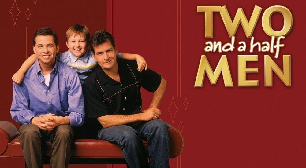 Two And A Half Men Is Back For Season 13 But Without Ashton Kutcher Half Man Two And A Half Men