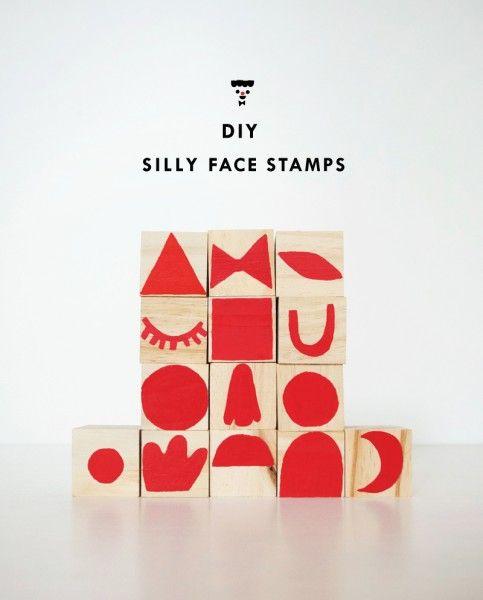 como hacer sellos estampar motivos sencillos 2 483x600 Sellos y estampados para hacer con niños