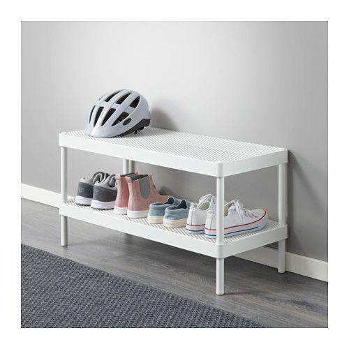 MACKAPäR Skohylla Ikea