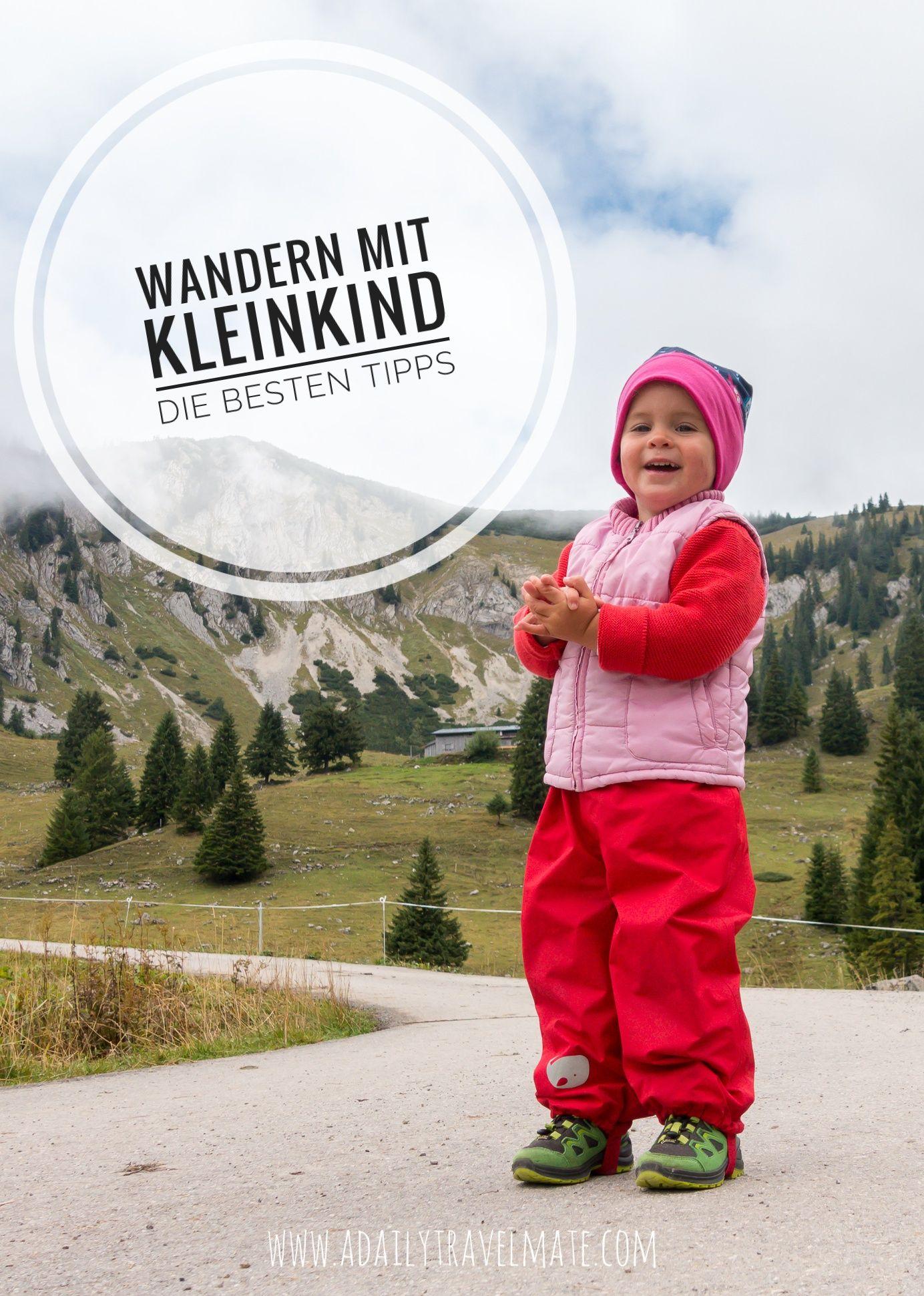 Wandern mit Kleinkind – Die 10 besten Tipps | Reiseblog a
