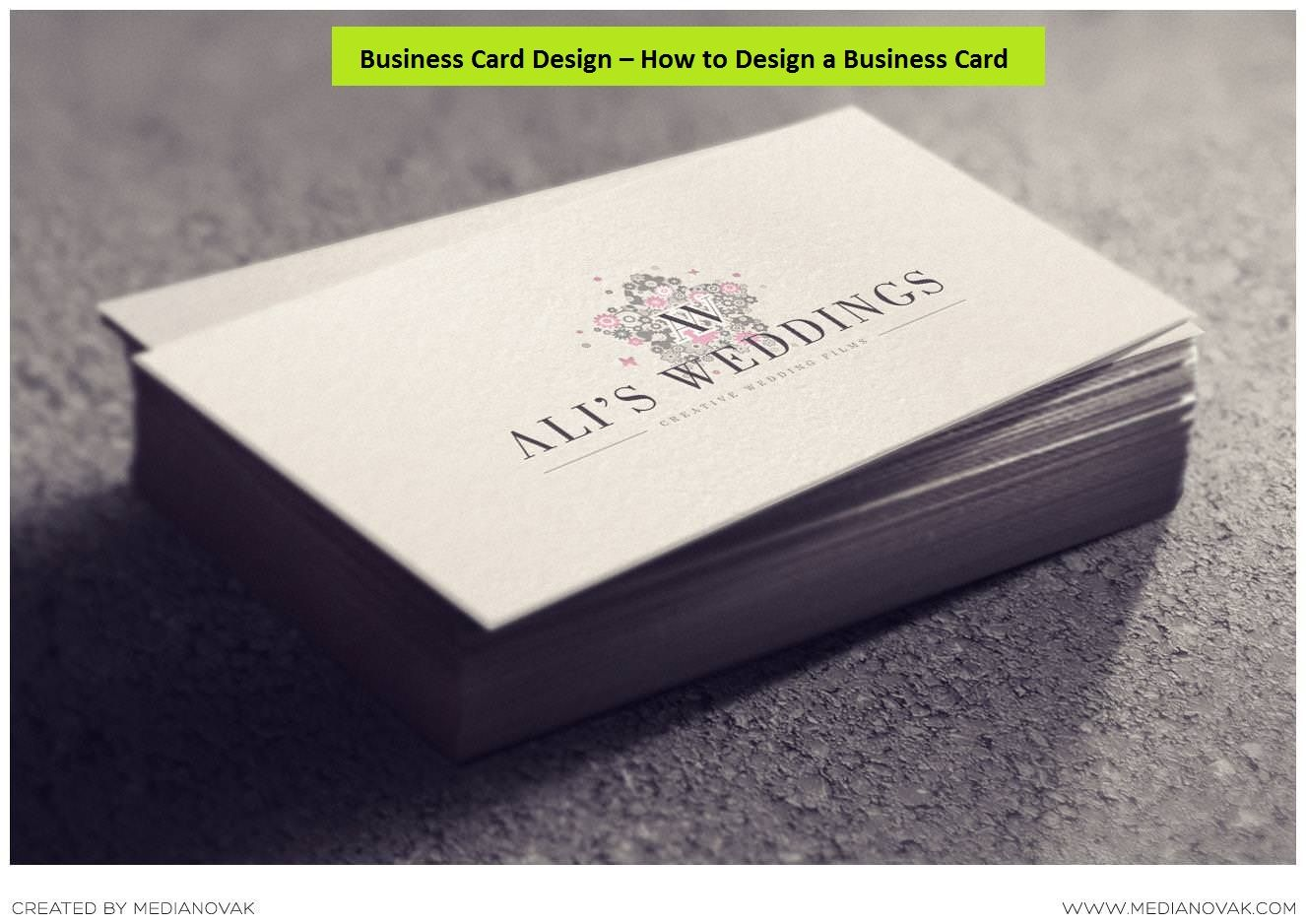 Business card design how to design a business card a well business card design how to design a business card a well business card design magicingreecefo Image collections