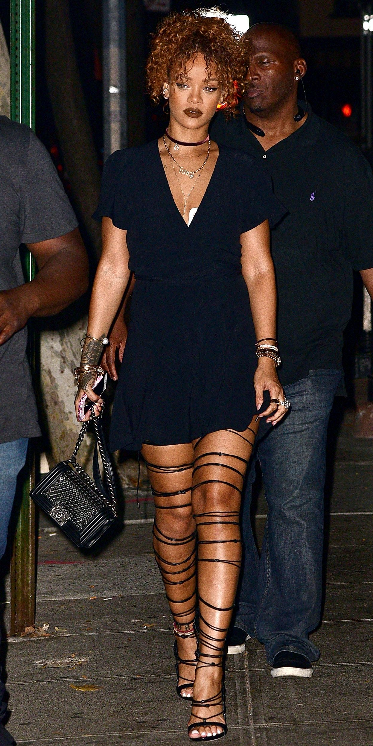 a27b78e0261 What to Wear to the Club  Get 17 Outfit Ideas from Rihanna