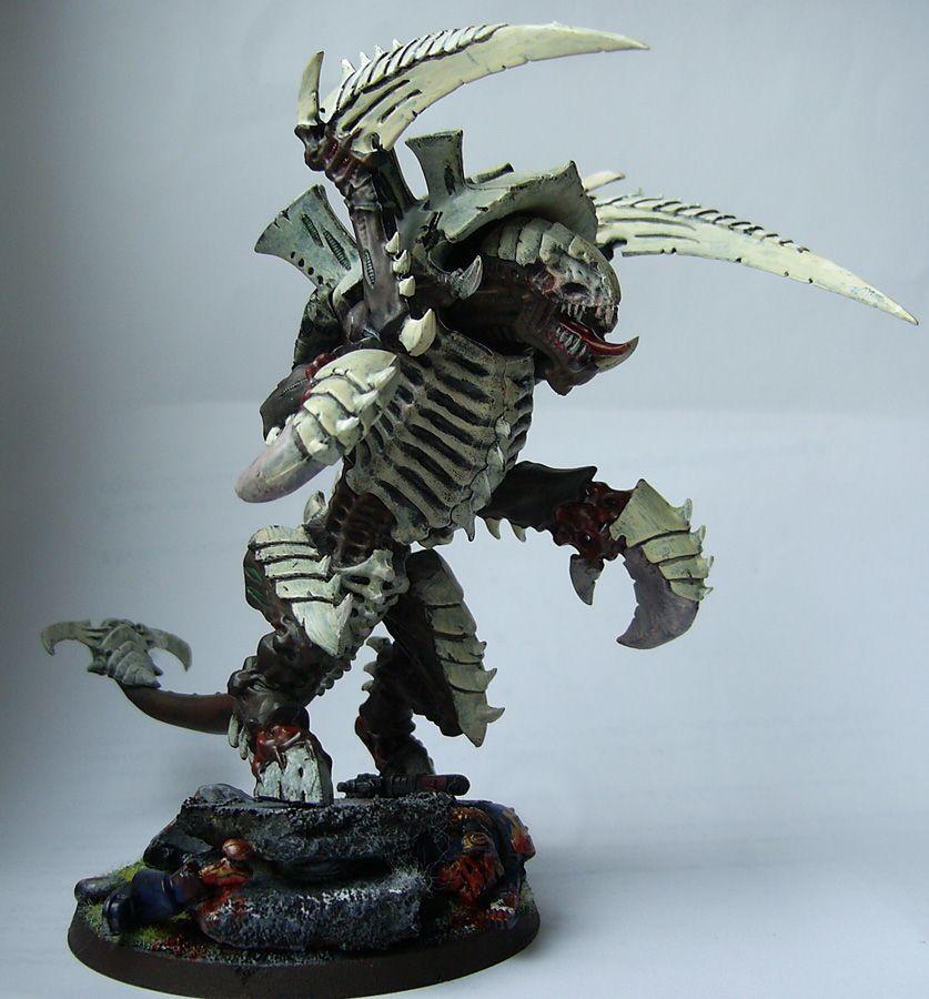 broodhive:  Tyranid Monstrosities Big Guy by ~Proiteus