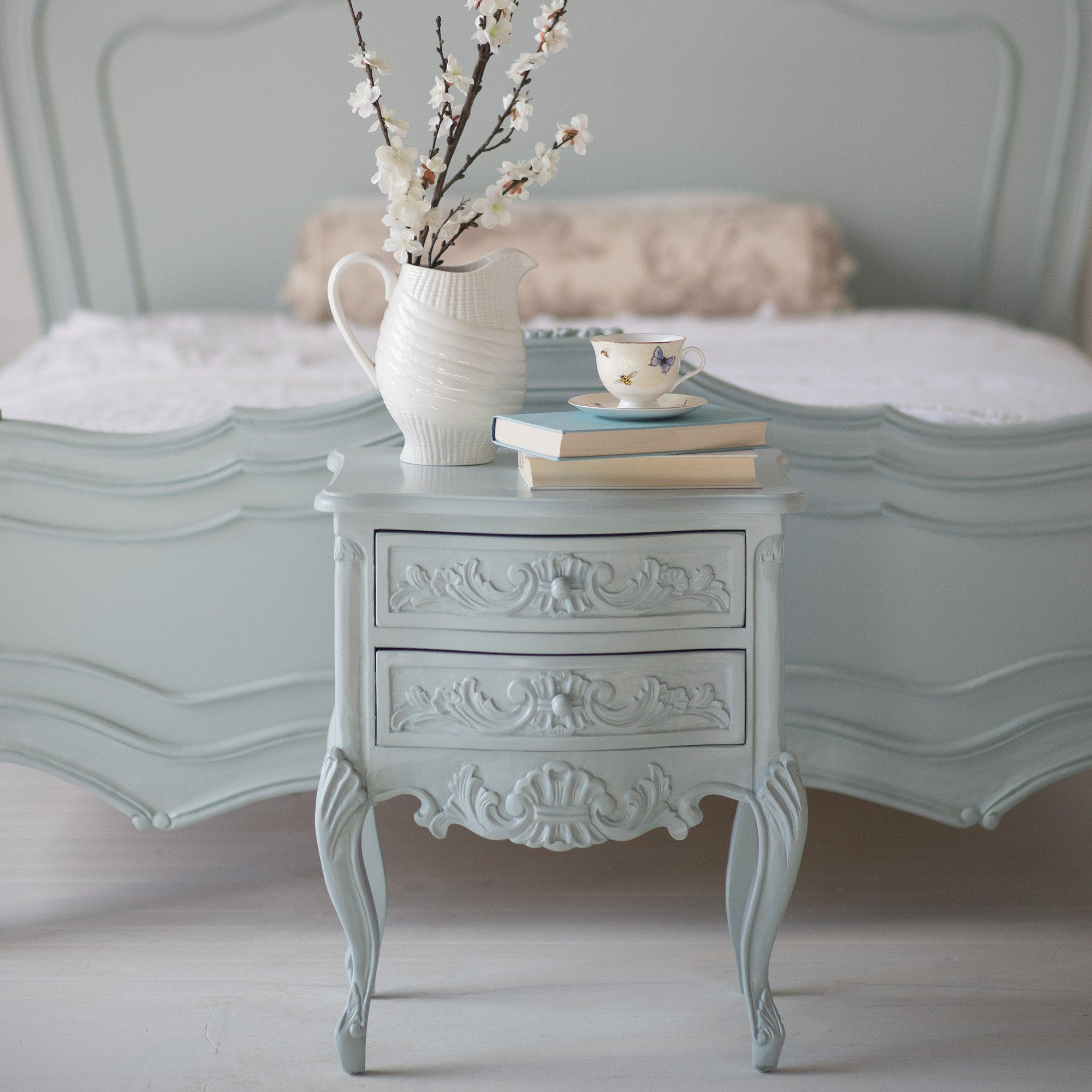 Nightstand Decor Ideas  Your Bedside Table Can Be More