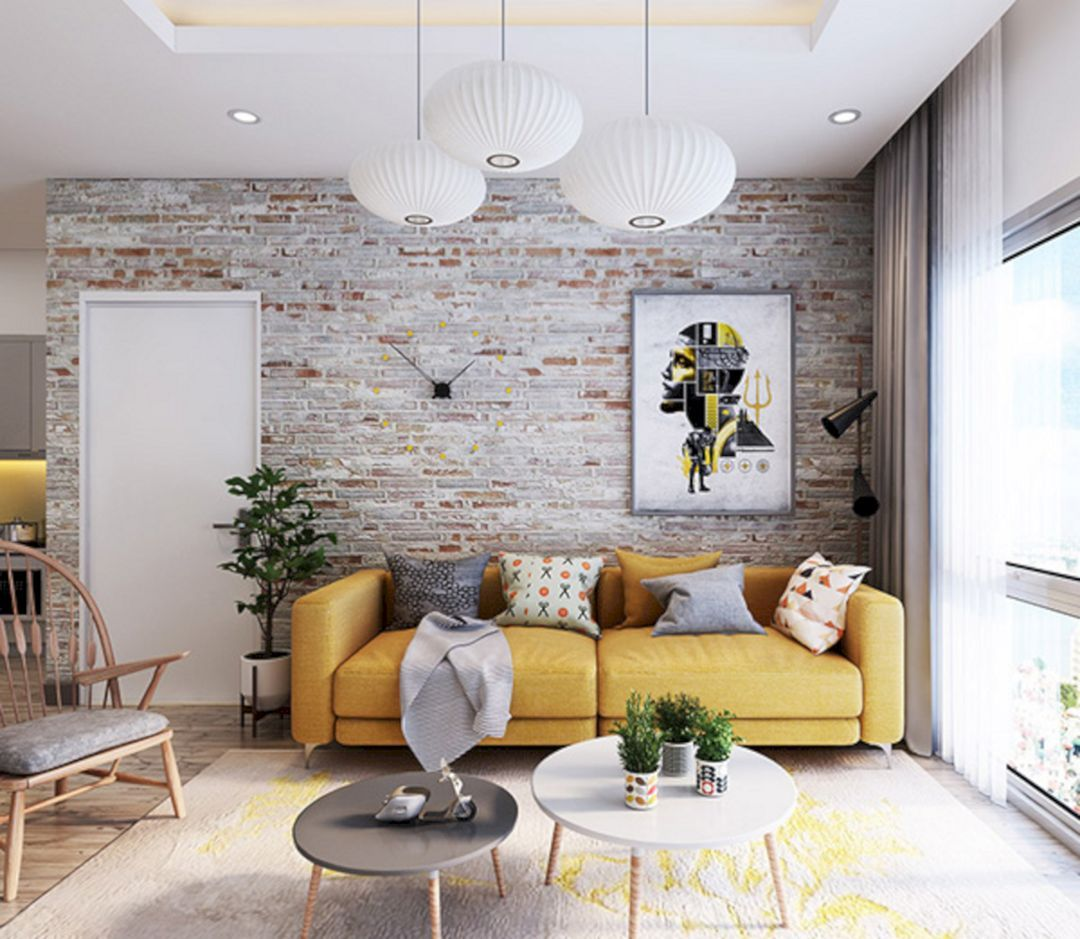 10 Marvelous Brick Wall Living Room Ideas For Your Family Room Brick Wall Living Room Accent Walls In Living Room Brick Living Room