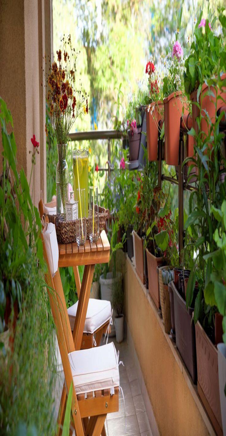 33 Elegant Small Urban Gardens   Small urban garden, Small ...