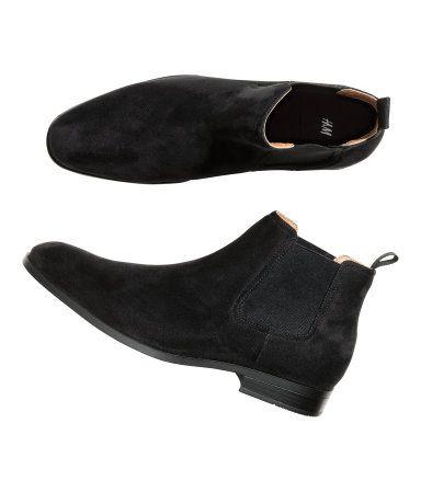 H\u0026M Chelsea-style Boots $49.99 | Mens