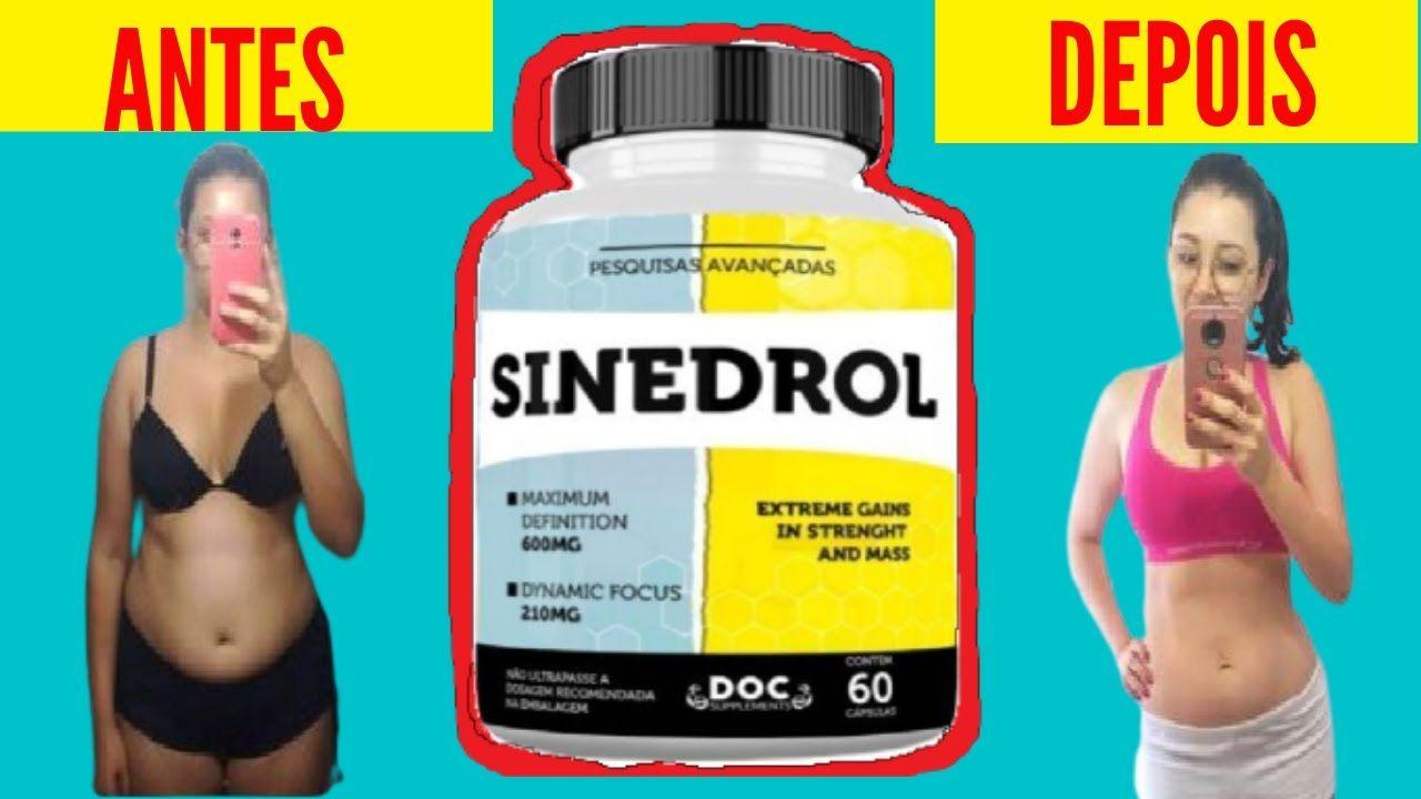 sinedrol como tomar
