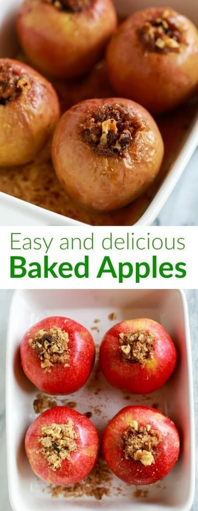 Baked Apples images