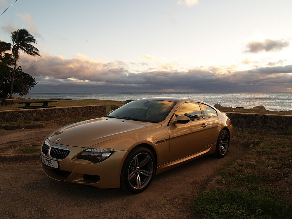 Gold Color | BMW M6 Individual Ontario Gold U2013 Photos And Videos