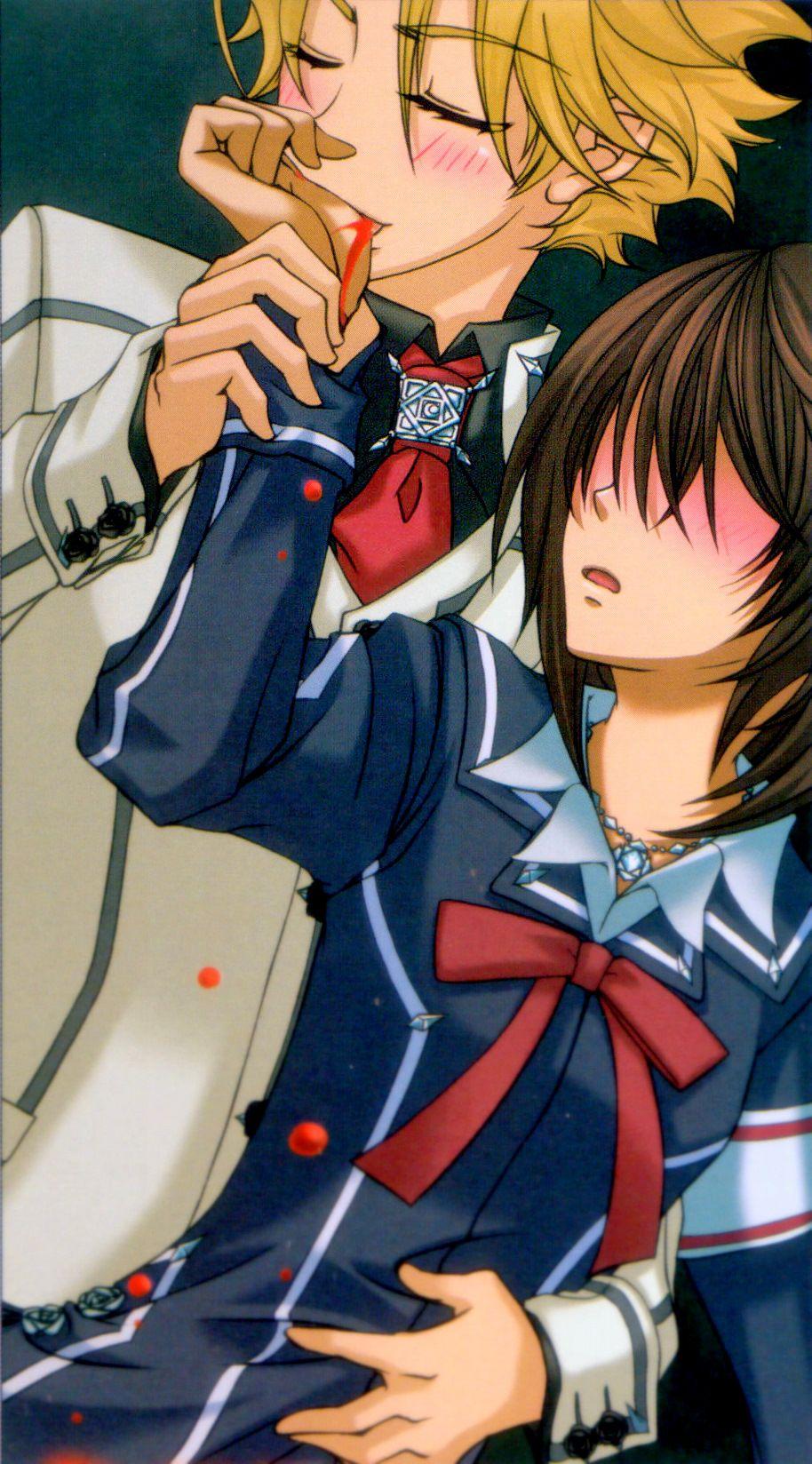 Aido+and+Yuki | Vampir...