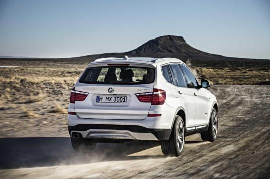 SCOOP BMW X3 Facelift India Launch In July FlyWheel