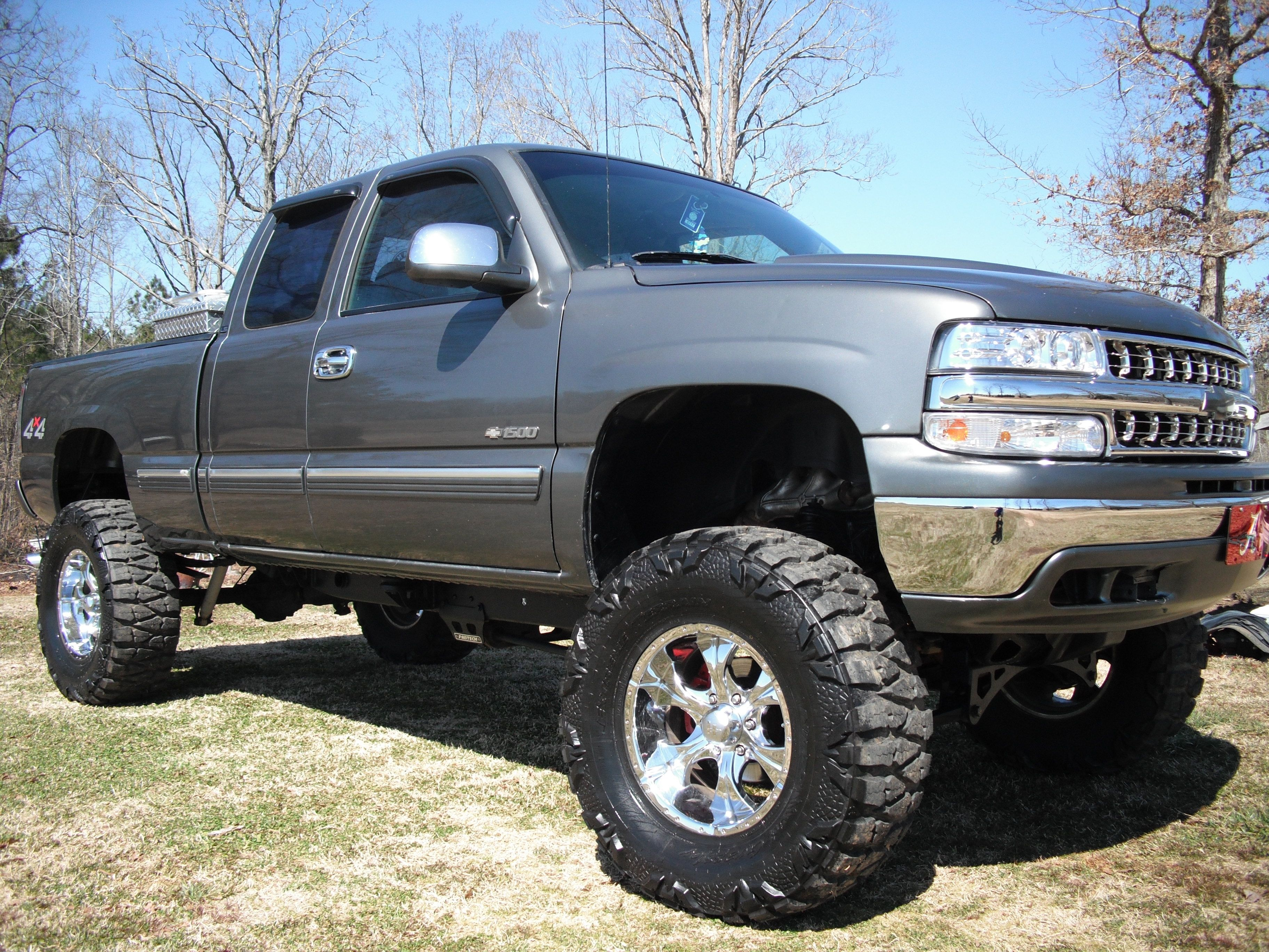 2003 Chevy Silverado Extended Cab Lifted Google Search Cars