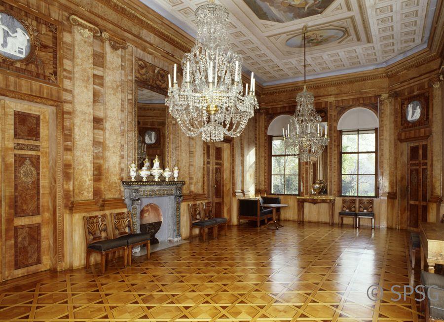 Das EkhofTheater auf Schloss Friedenstein gilt als das