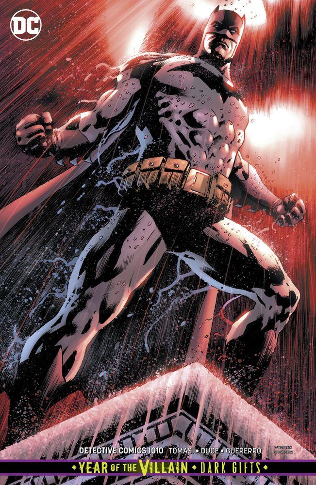Detective Comics 1010 Variant Detective Comics Batman Dark