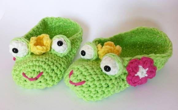 Bequeme und bezaubernde Hausschuhe für Kinderfüße! Die Schuhe sind ...