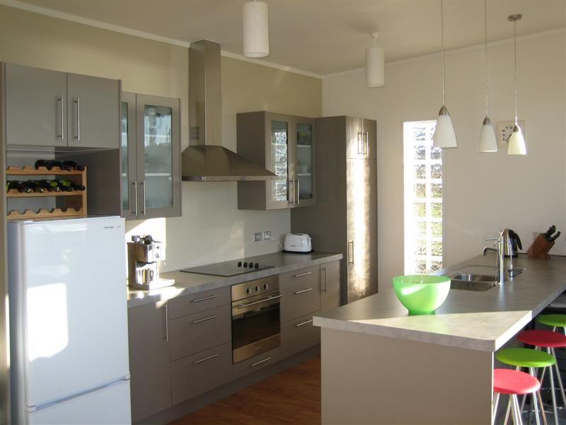 open galley kitchen - Google Search #opengalleykitchen
