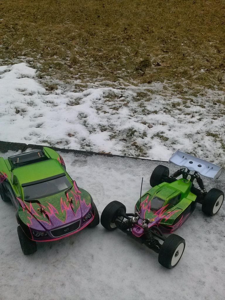 1/8 Buggy and Truggy Picture Thread 1/8th scale Buggy