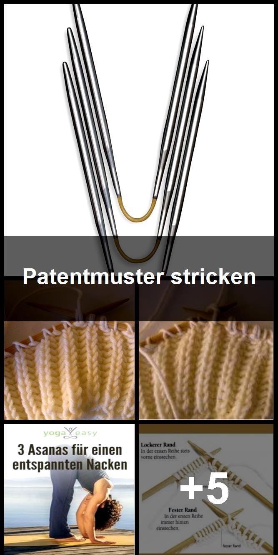 Photo of Patentmuster stricken