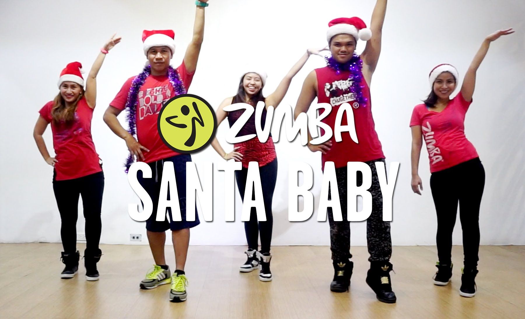 Santa Baby by The Pussycat Dolls  Zumba® Pre Cool Down  Live
