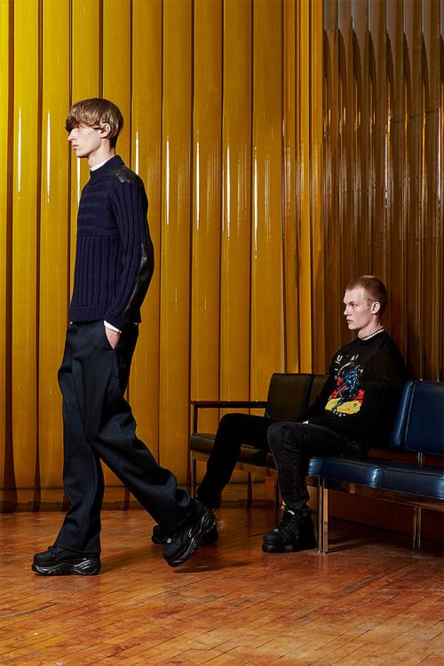 Patrik Ervell FW16.  menswear mnswr mens style mens fashion fashion style campaign lookbook patrikervell