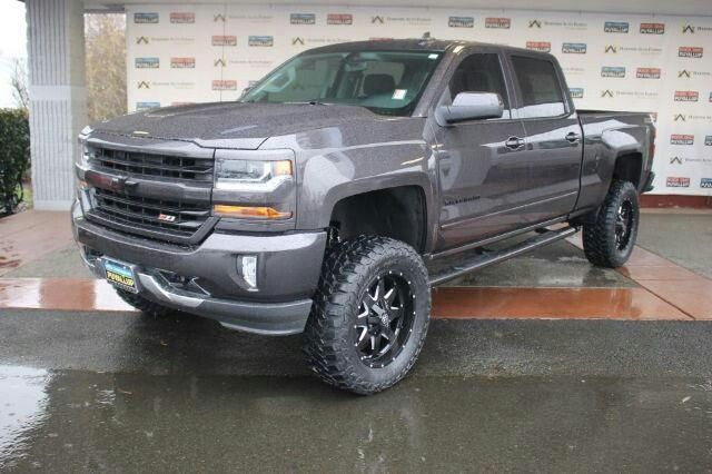 2016 Chevrolet Silverado 1500 Z71 Lifted Custom Chevy Trucks