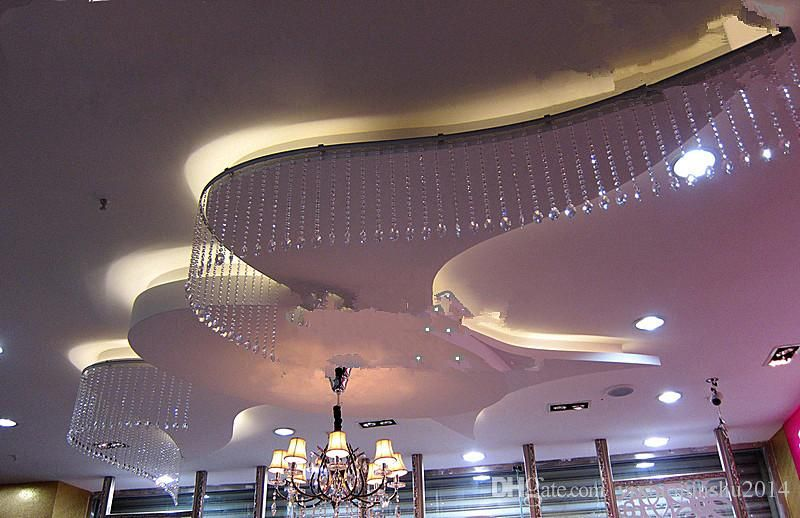 Other Event & Party Supplies Wholesaler Yixiaojunshu2014 Sells Wedding Party Decoration Clear Acrylic Crystal Octagonal Bead Curtain Garland Strands Diy Craft Christmas Tree Hanging Ornament 2015 New Arr   Dhgate.Com