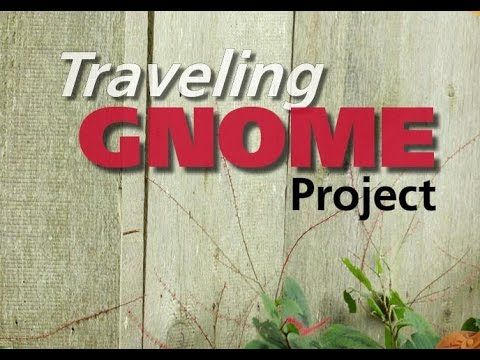 How to Make a Traveling Gnome