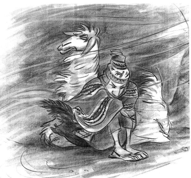 Kuzco, l'Empereur Mégalo [Walt Disney -2001] - Page 6 458a03940feeb2e11779ae4f66ceb52e