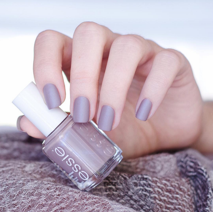 Curl up with your mattes and #essielove this... - essie | Essie ...