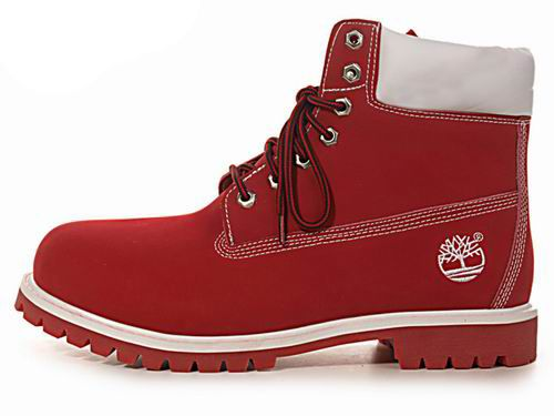 17f52ff6c4b red and white timberland 6 inch mens | Red Timberland Boots ...