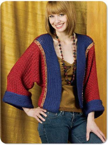 Embellished Kimono Jacket