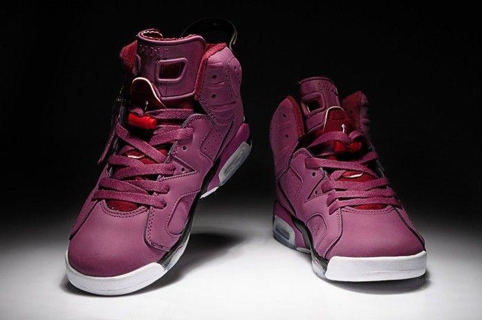 guess who is thatkkk nike air jordan 6 vi mens shoes rosy