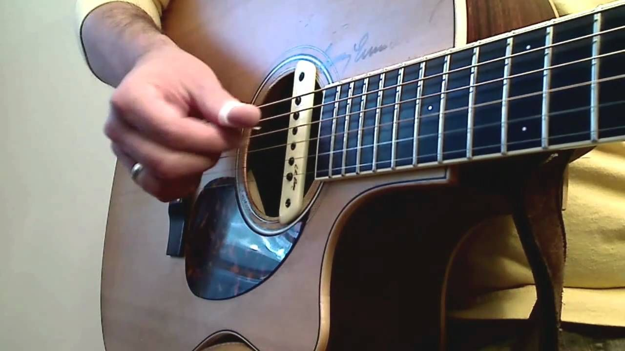 Advanced Fingerpicking Techniques In Hd Lesson 5 Two Finger Roll Pattern Music Guitar Guitar Tutorial Guitar