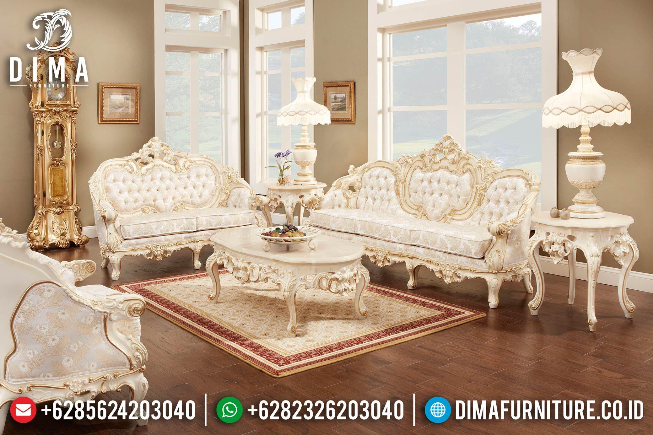 Jual Mebel Jepara Kursi Sofa Tamu Mewah Klasik Terbaru Tupelo Mm 0133 Mebel Klasik Furniture