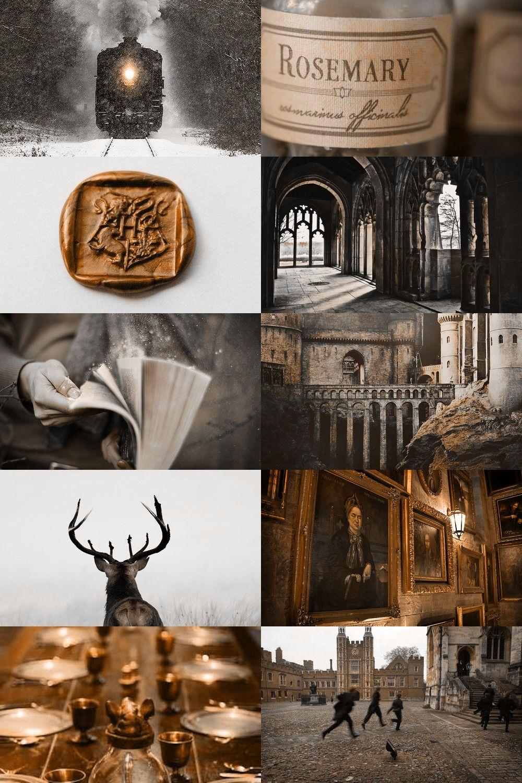 Hogwarts Aesthetic All Things Harry Potter Pinterest