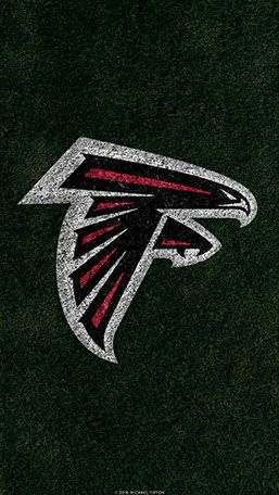 Atlanta Falcons Mobile Logo Wallpaper Atlanta Falcons Wallpaper Atlanta Falcons Logo Atlanta Falcons Football