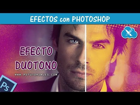 Efecto Duotono Photoshop Tutorial | PS Tutoriales