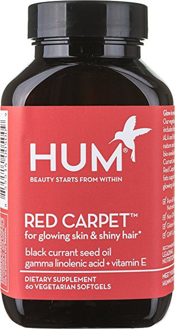 Hum Nutrition Red Carpet The Best Supplements For Healthy